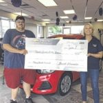Smith Chevrolet goes to bat for Mason County Little League
