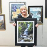 French Art Colony doles out numerous art honors