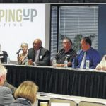 Gallia talks Stepping Up with state
