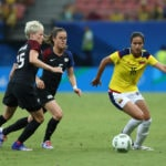 Rapinoe's return comes in time for quarterfinal push