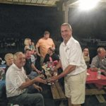 Pig roast and auction