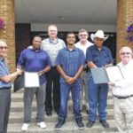 County, city present Emancipation Day proclamations