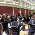 US Fleet Forces Ensemble to perform at Marshall
