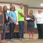 Peoples Bank donates to 4-H dining hall