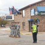 Flag etiquette in time for Battle Days Parade