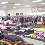New life holds clothes giveaway