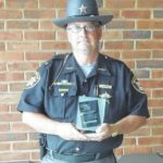 Gallia Sheriff receives award for CIT efforts