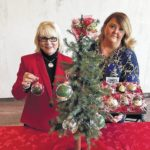 First Lady introduces holiday ornament