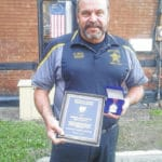 Meigs Sheriff receives Distinguished Service Award