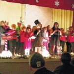 Christmas on Screen brought to life at Talent Revue