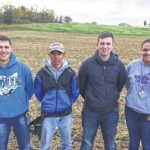 Gallipolis FFA competes at state soils contest