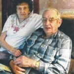 Workmans celebrate 70 years of marriage