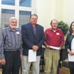 Genealogy society holds 27th banquet