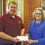 MHS receives donation