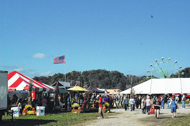 Friday afternoon brought many to the Bob Evans Farms for the 47 annual Farm Festival.