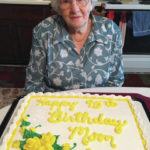 Swisher celebrates 95th birthday