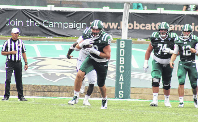 Ohio will try to end its three-game losing skid in bowl play on Saturday when it faces UAB in the 2017 Popeye's Bahamas Bowl at Thomas Robinson Stadium in Nassau, Bahamas. The Bobcats (8-4) will be making their eighth bowl appearance under 13th-year Frank Solich, and the Green and White are aiming for their third bowl victory. The Blazers (8-4) will try to keep Conference USA perfect in the Bahamas Bowl, as the conference won the previous three games, defeating Mid-American Conference opponents twice. Kick-off is scheduled for Saturday at 12:30 p.m.