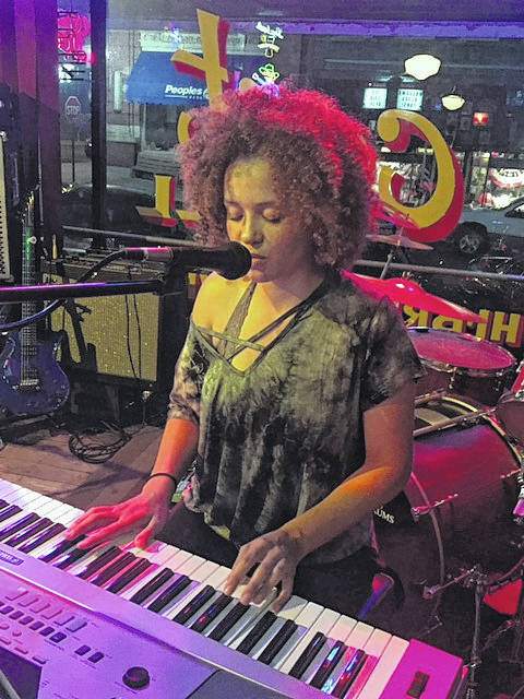 Jemeia Hope will be performing at The Herbal Sage Tea Company at 2 p.m. for Cabin Fever Fest.