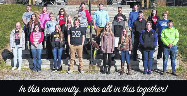 Students from all three high schools in Gallia County have banded together to make a video for classmates struggling with depression and suicidal thoughts.