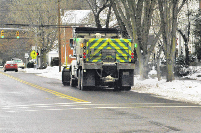 Regardless of the amount of snow that will fall, local crews are ready to handle this snow event just like every other, according to Gallia Engineer Brett Boothe.