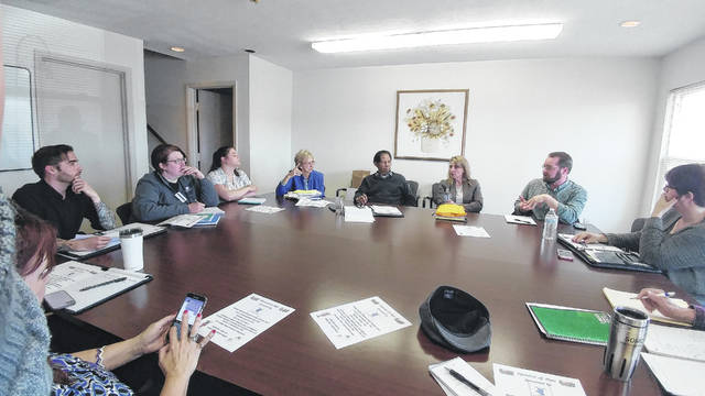 Gallia Citizens for Prevention and Recovery discuss its upcoming Carnival of Hope.