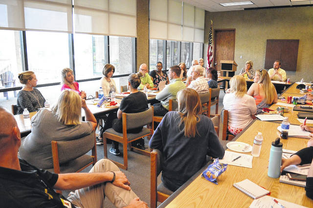 Gallia Citizens for Prevention and Recovery typically meet the second Monday of the month at noon in Holzer Medical Center's French 500 room.