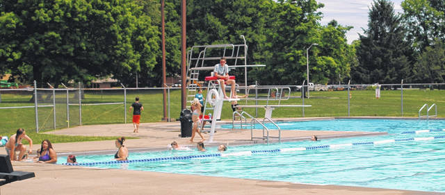 The public now has another way to cool off in the summer heat as the Gallipolis City Pool is now open.