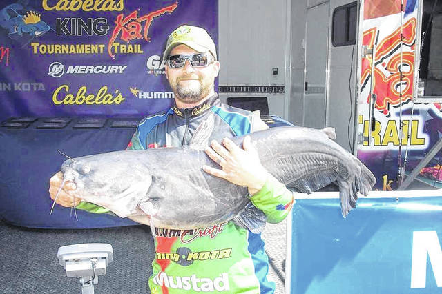 Big Kat honors and a check for $1,000 went to Burt Hunt with a 49.24 pounder.