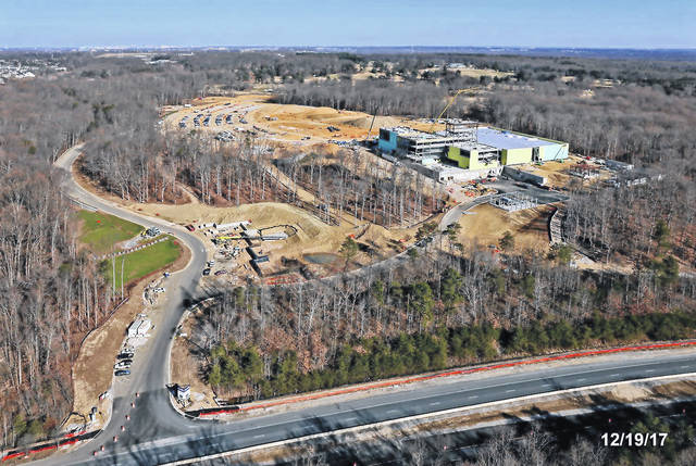 The National Museum of the United States Army will be constructed at Fort Belvoir, Virginia, just south of Washington, D.C.