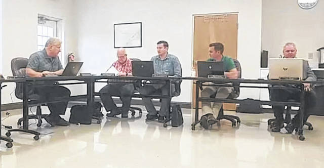 Gallipolis City Commission typically meets the first Tuesday of the month at 6 p.m. in the Gallipolis Municipal Building at 333 Third Avenue in its meeting room that can be accessed from the 2 1/2 Alley. Special meetings are sometimes called and held the third Tuesday of the month at the same time.