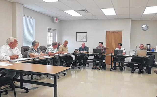 Gallipolis City Commission typically meets the first Tuesday of the month at 6 p.m. at 333 Third Avenue in its meeting room.