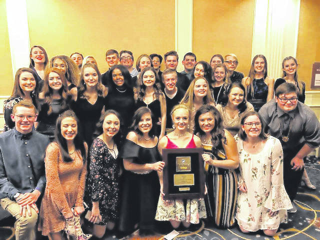The Madrigals earned top marks with a gold rating in Boston, sending them to competition at Carnegie Hall. They will continue efforts to fund the rare opportunity to perform at Carnegie Hall.
