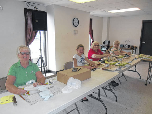 Gallipolis First Church of the Nazarene Mission Dept is gearing up for our 6th Annual Hunger Bag Ministry made possible by five local churches in our community that fill the bags with non-perishable items. Nazarene First, Elizabeth Chapel, Church of Christ & Christian Union, River City Fellowship, and Vinton Baptist. The goal is to get ten churches involved. These items go into the county and city school systems for children at Thanksgiving. If there are other church that want to participate they can call Sharon Harmon at 425-306-7438.
