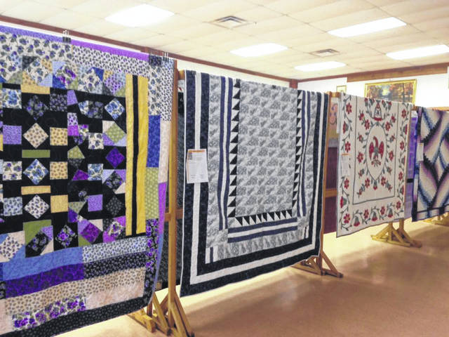 """Harvest of Quilts"" is open to both quilters and quilt owners alike at no entry fee and visitors of the show choose the winners."