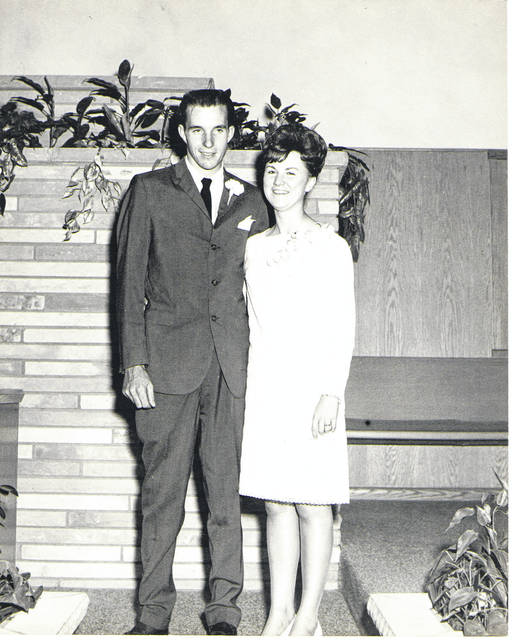 Karen and Dan Cornell will be celebrating 50 years of marriage on Aug. 18 from 2 to 5 p.m. at Crown City Community Church, 86 Main Street, Crown City. Contact lorie.cornell@arbor.edu or 517-745-7872.