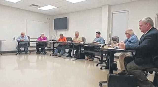 Gallipolis City Commission meets the first Tuesday of the month at 6 p.m. at 333 Third Avenue.