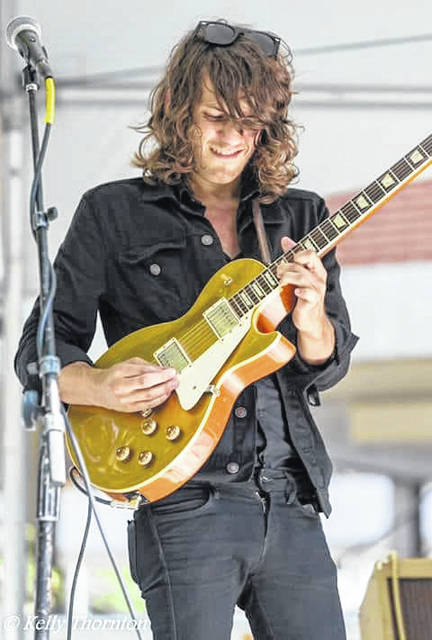 Micah Kesselring will bring blues to Hot Summer Nights.