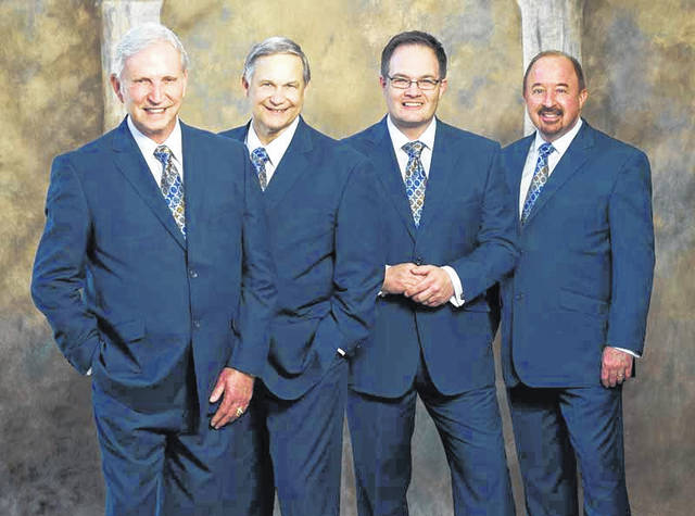 The Guardians from Chillicothe will perform at the Gallipolis First Church of the Nazarene as it celebrates 90 years in the community.