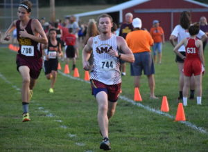 Locals compete at D-2 district meet