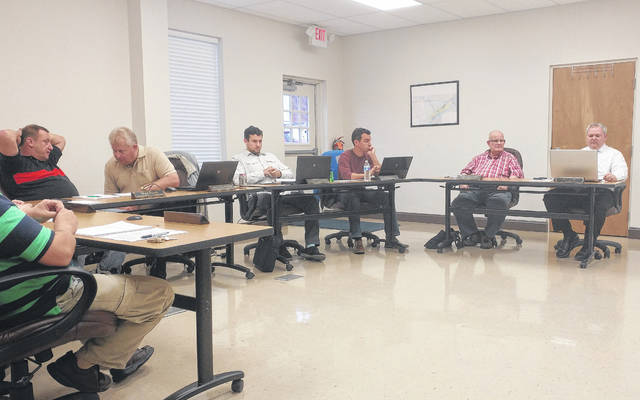Gallipolis City Commission typically gathers the first Tuesday of the month at 6 p.m. for its regular meeting at 333 Third Avenue in the Gallipolis Municipal Building.