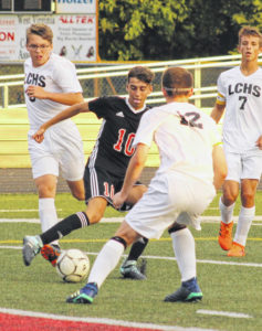 Point lands 3 on state soccer teams