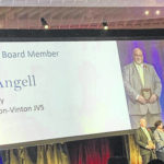 Angell receives OSBAVB award