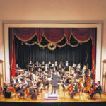 OVS tunes up for Christmas Show