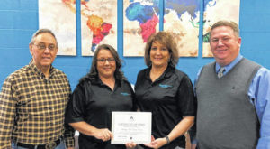 Buckeye Hills Career Center receives national recognition