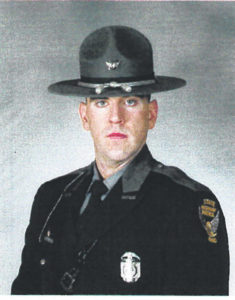 Roush named Trooper of the Year