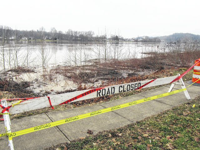 Extreme flooding crossed the breadth and width of Gallia, Meigs and Mason Counties in February 2018.