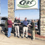 OBS donates to area law enforcement