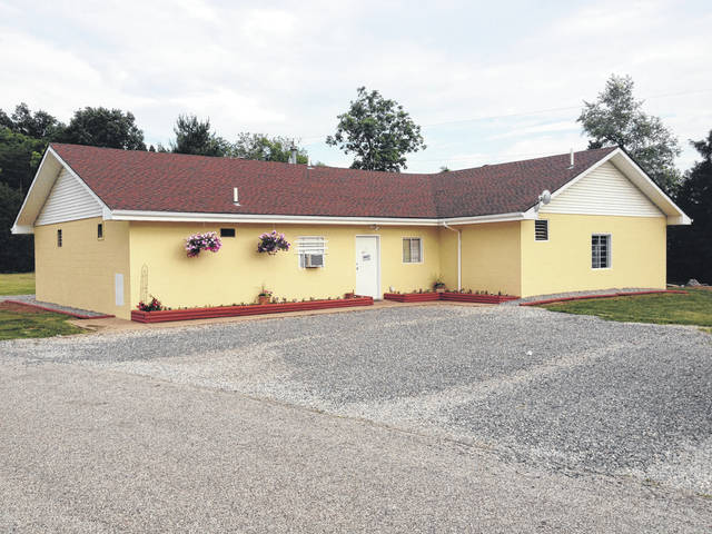 The Gallia Canine Shelter is located at 186 Shawnee Lane.