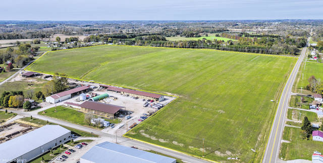 The Dan Evans Industrial Park Phase II location is around 77 acres in size.
