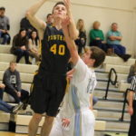 Eagles roll past OVCS, 77-35